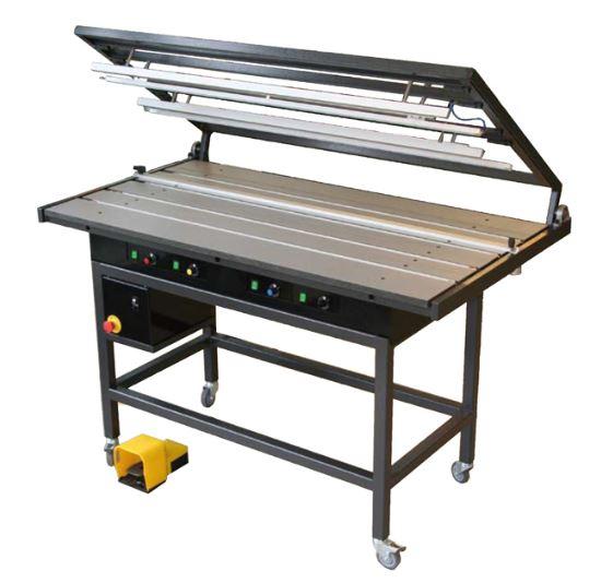 Gut bekannt Kunststoff Biege Maschine Acrylglas Plexiglas biegen HRK Wahlset LA95
